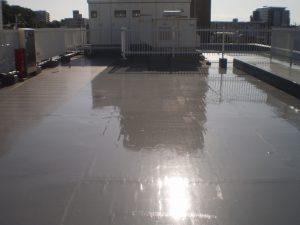 名古屋市 A様 ウレタン防水X2工法工事