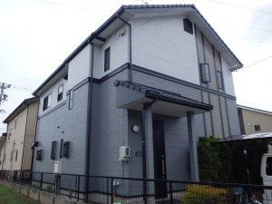 丹羽郡 N様邸 外壁塗装工事