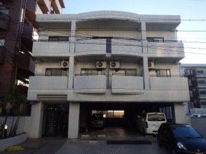 名古屋市 Mマンション様 外壁塗装・防水工事