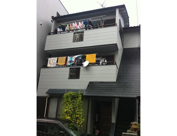 稲沢市N様邸 外壁塗装工事