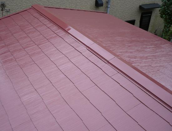 稲沢市Y様邸 屋根塗装工事
