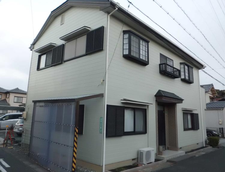 浜松市S様邸 外壁塗装工事