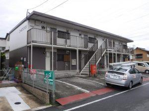 岩倉市 Kアパート様 外壁塗装工事
