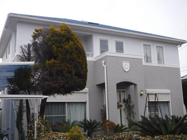 江南市 N様 外壁塗装・屋根塗装工事