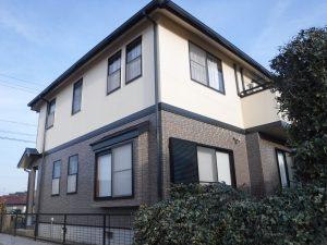 羽島市 N様 外壁塗装工事