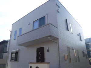 羽島市 M様 外壁塗装工事