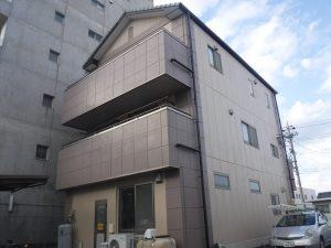 津島市 K様 外壁塗装工事