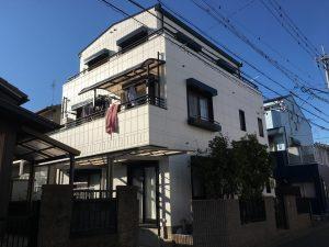 岩倉市 K様 外壁塗装・屋根塗装工事