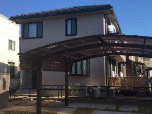 小牧市 Y様 外壁塗装・屋根塗装