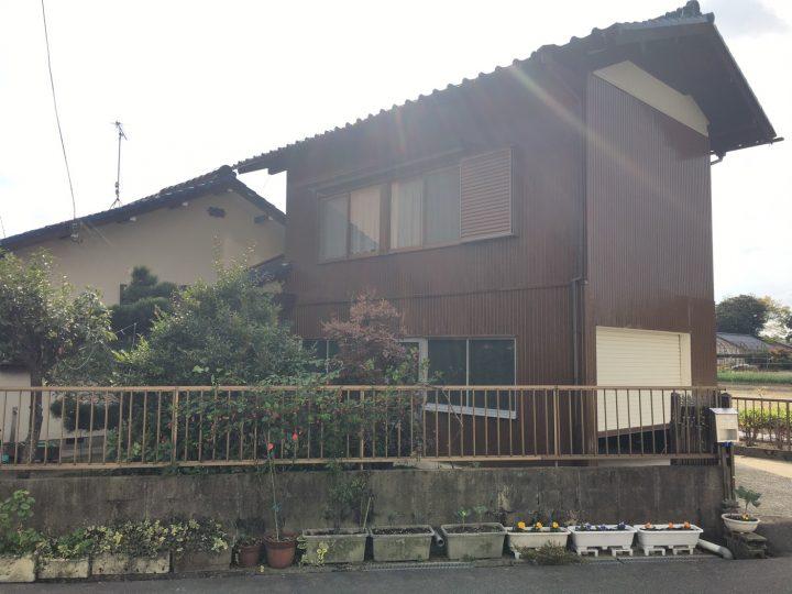 稲沢市 U様 外壁塗装