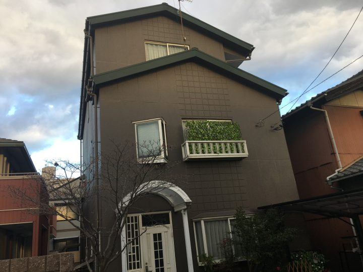 一宮市 H様 外壁塗装・屋根塗装・防水工事