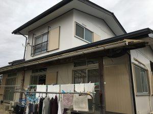 稲沢市 M様 外壁塗装