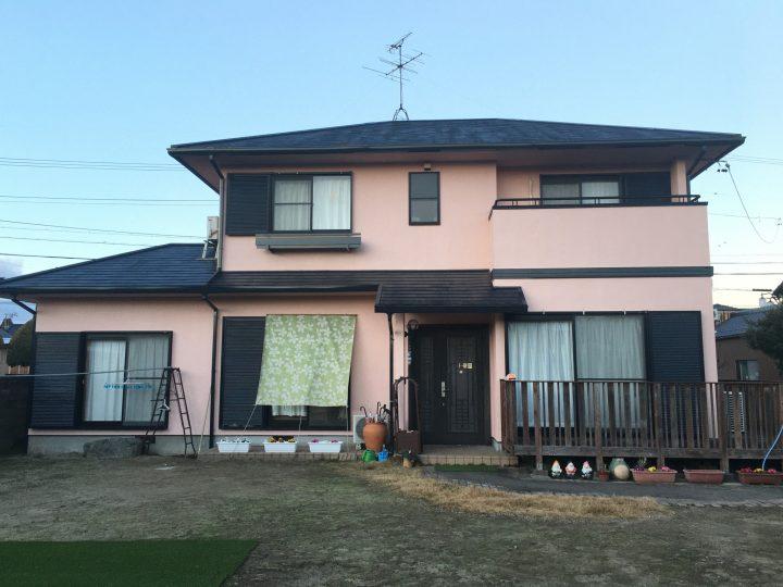 一宮市 F様 外壁塗装・屋根塗装