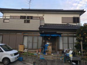 稲沢市 I様 外壁塗装