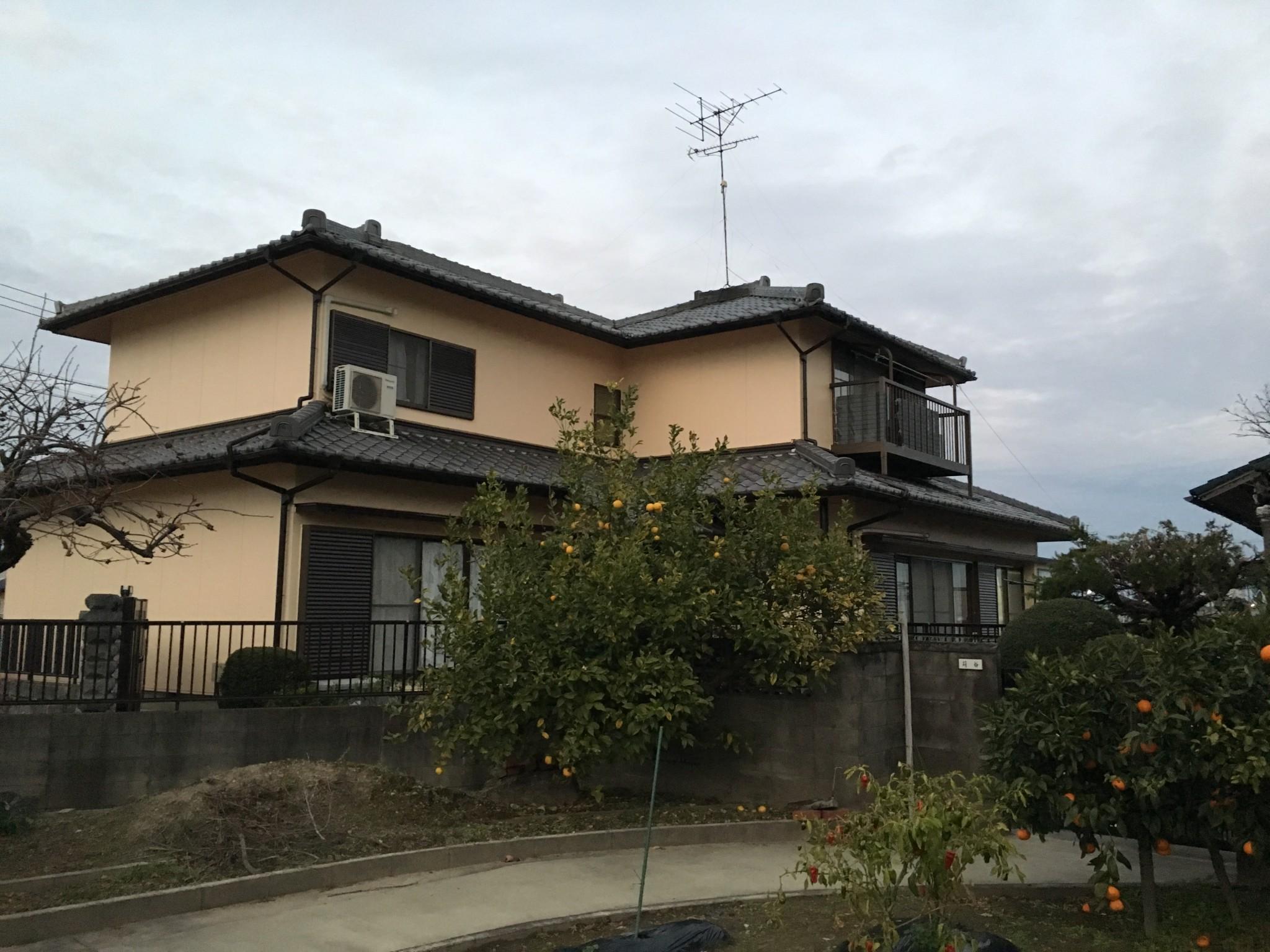 稲沢市M様邸