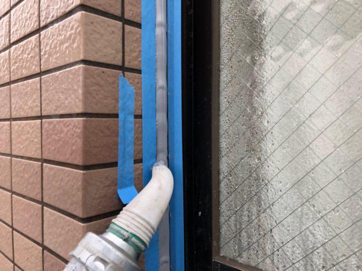 シーリング工事③