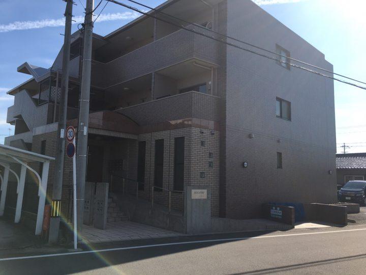 江南市 Rマンション様 外壁塗装・防水工事