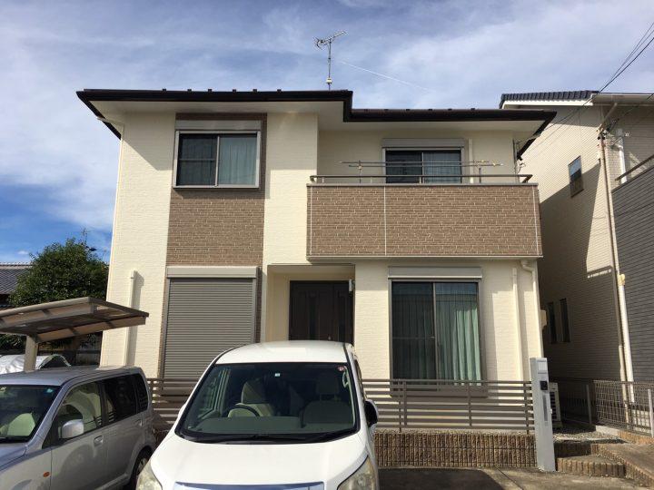 江南市 M様 外壁塗装・屋根塗装・防水工事