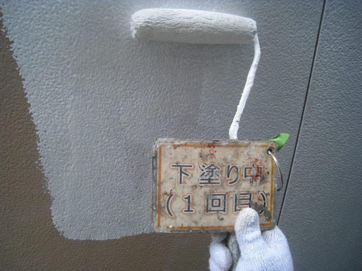 外壁塗装①