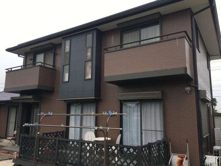 稲沢市 F様 外壁塗装・屋根塗装