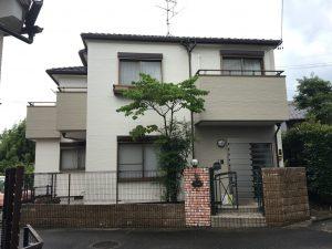 稲沢市 M様 外壁塗装・防水工事