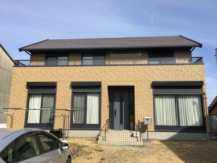 小牧市 Y様 外壁塗装・屋根塗装・防水工事