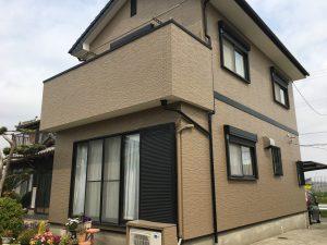 稲沢市 N様 外壁塗装・防水工事
