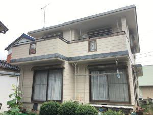 北名古屋市 N様 外壁塗装・防水工事