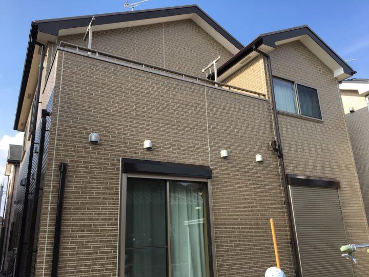 一宮市 A様 外壁塗装・屋根塗装