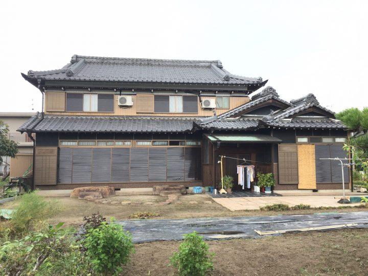 稲沢市 T様 外壁塗装