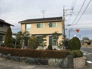 稲沢市 Y様 外壁塗装