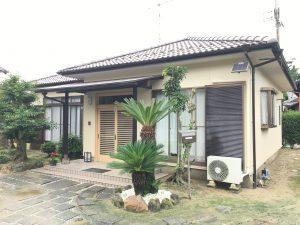 稲沢市 K様 外壁塗装・屋根塗装