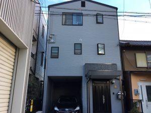 名古屋市 K様 外壁塗装・防水工事