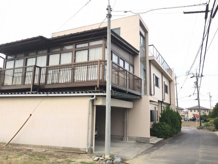 丹羽郡 O様 外壁塗装・屋根塗装・防水工事