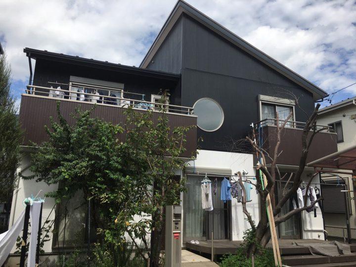 一宮市 T様 外壁塗装・屋根塗装・防水工事