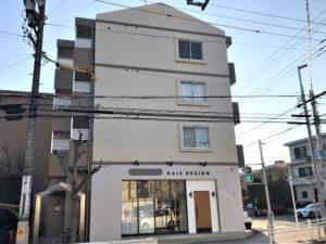 名古屋市 Fマンション様 外壁塗装・防水工事