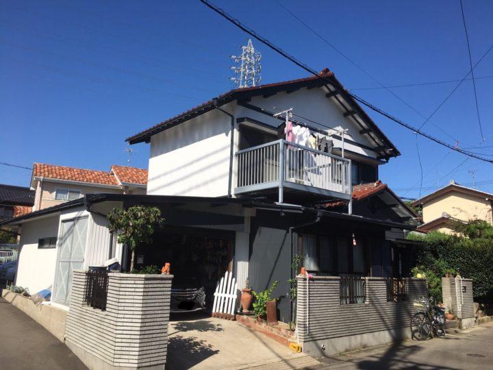 江南市 S様 外壁塗装・屋根塗装