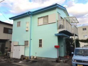 各務原市 T様 外壁塗装・屋根塗装
