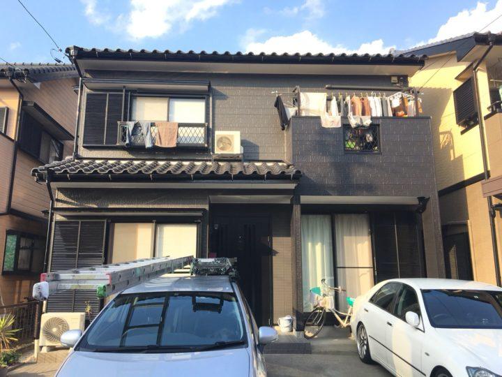一宮市 O様 外壁塗装・屋根塗装