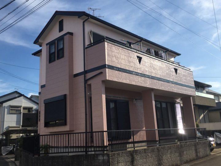 丹羽郡 N様 外壁塗装・屋根塗装・防水工事