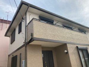 丹羽郡 I様 外壁塗装・屋根塗装・防水工事