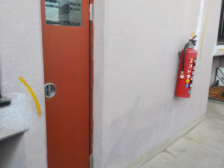 ガスチャンバー塗装②