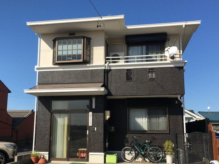 清須市 K様 外壁塗装・屋根塗装