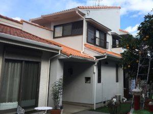 一宮市 S様 外壁塗装・屋根塗装
