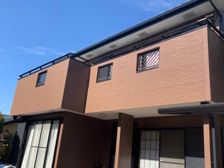 岩倉市 B様 外壁塗装・防水工事