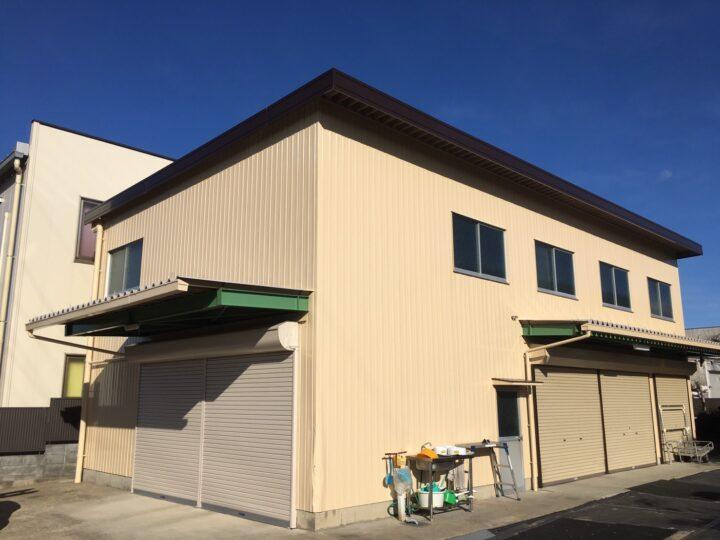 丹羽郡 M様 外壁塗装・屋根塗装