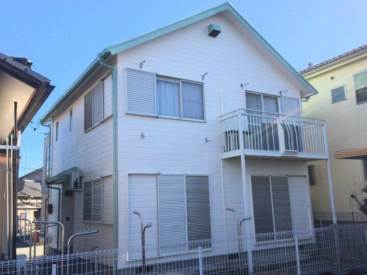 清須市 H様 外壁塗装・屋根塗装