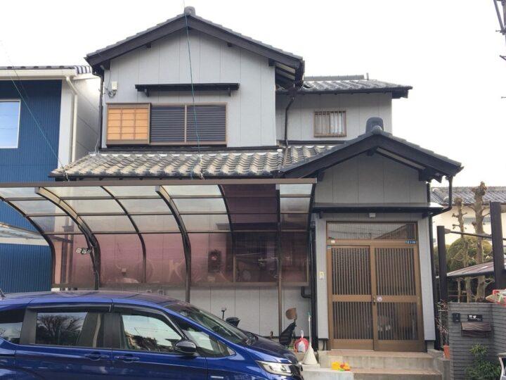 一宮市 N様 外壁塗装・屋根工事