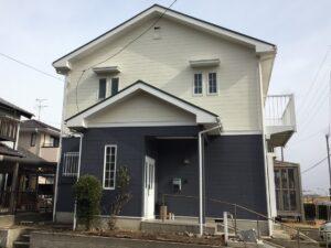 各務原市 K様 外壁塗装・屋根塗装