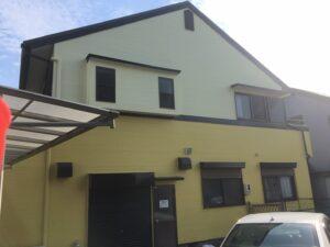 江南市 S様 外壁塗装・屋根塗装・防水工事